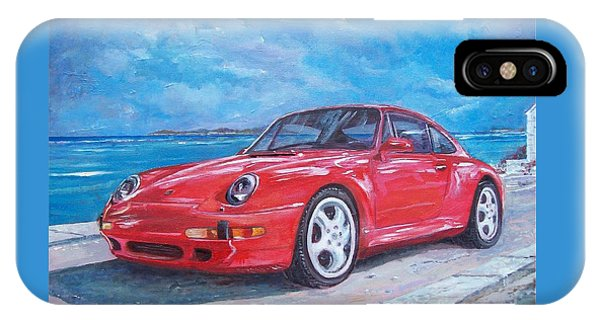 1997 Porsche Carrera S IPhone Case