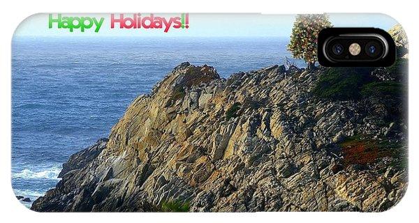 Coastal Holiday IPhone Case