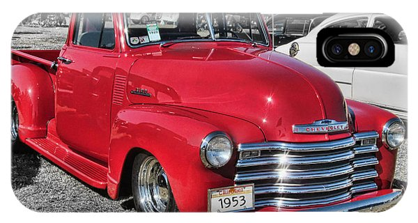 '53 Chevy Truck IPhone Case