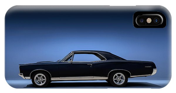 American iPhone Case - 67 Gto by Douglas Pittman