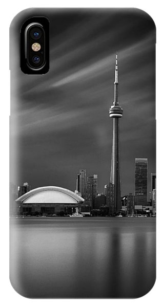 8 Minutes In Toronto IPhone Case