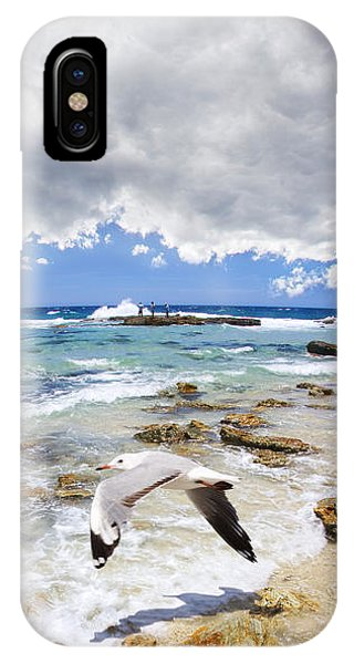 Qld iPhone Case - A Flight Of Hope by Jorgo Photography - Wall Art Gallery