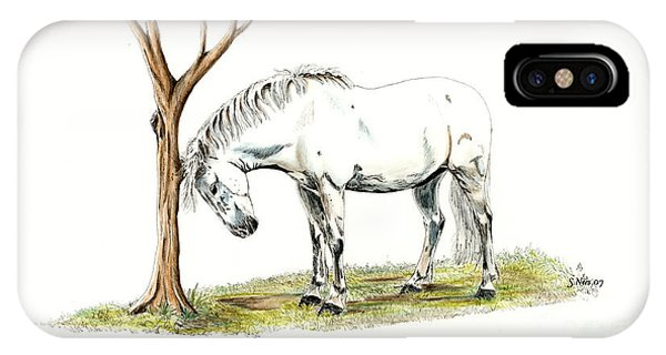 A Good Itch IPhone Case