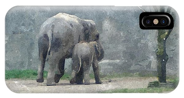 A Mothers Love IPhone Case