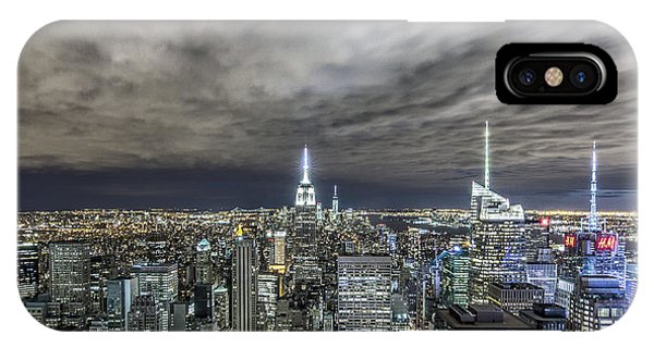 A Night In Nyc IPhone Case