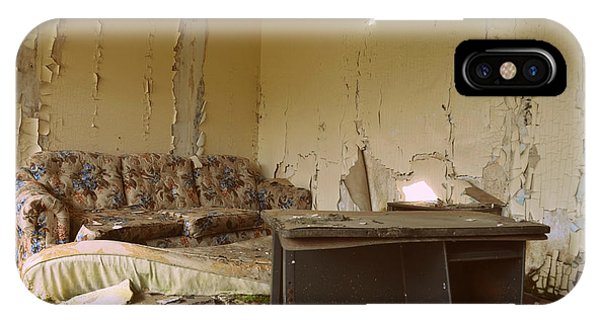Abandoned Phone Case by Kiana Carr
