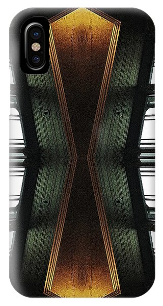 New York City iPhone Case - Abstract Empire Deco by Natasha Marco