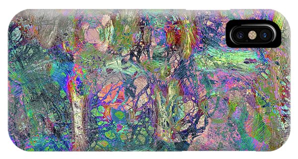 Abstract Polarised Light Micrographs Phone Case by Steve Lowry