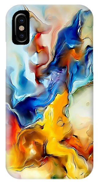 Abstraction 599-11-13 Marucii IPhone Case