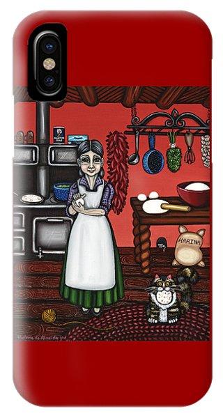 Abuelita Or Grandma IPhone Case