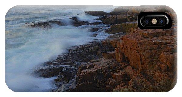 Acadia Dawn IPhone Case