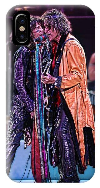 Steven Tyler iPhone Case - Aerosmith by Don Olea