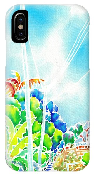 After The Squall IPhone Case