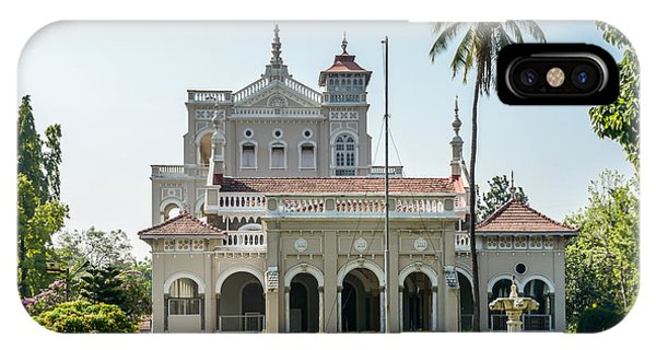 Aga Khan Palace IPhone Case
