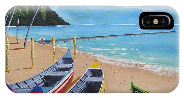 Aguadilla Crashboat Beach IPhone Case