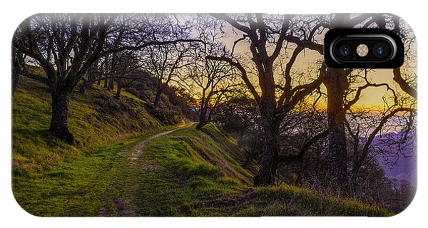 Alamo Hills IPhone Case