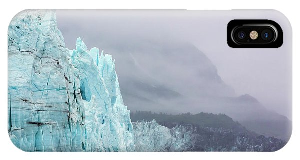 Glacier Bay iPhone Case - Alaska, Glacier Bay National Park by Jaynes Gallery