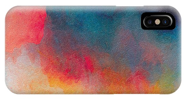 Amorphous 10 IPhone Case