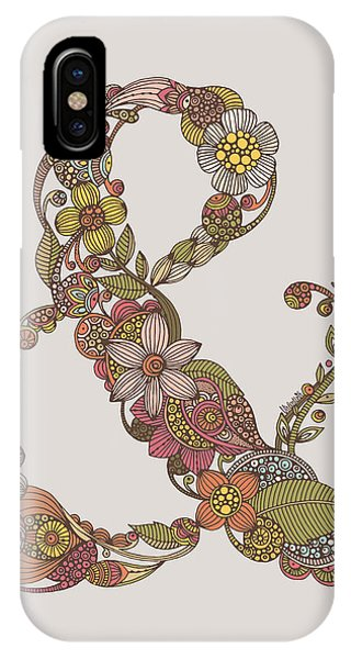 Festival iPhone Case - Ampersand by Valentina