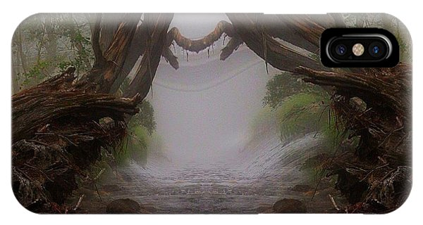 An Enchanted Place IPhone Case