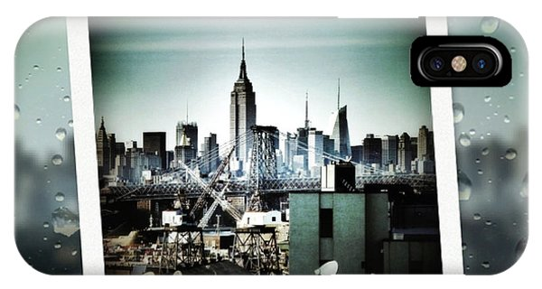 New York City iPhone Case - April In Nyc by Natasha Marco