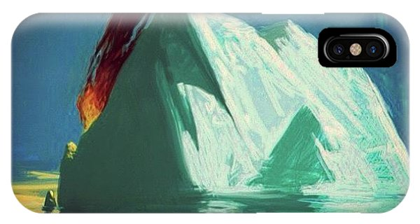 Supply iPhone Case - Hot And Cold by Robin Kavanagh