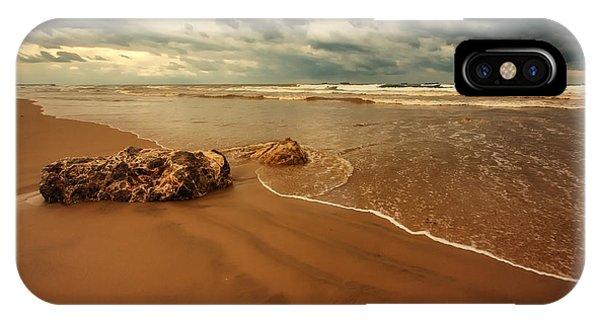 Ashdod Beach IPhone Case