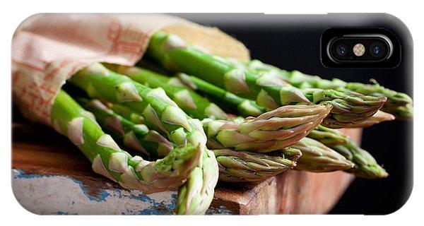 Asparagus IPhone Case