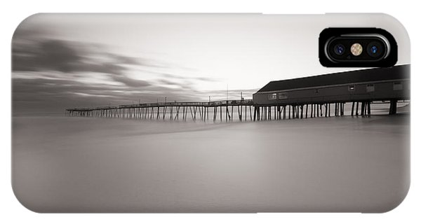 Avalon Fishing Pier IPhone Case