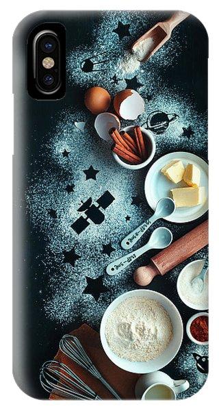 Baking For Stargazers Phone Case by Dina Belenko
