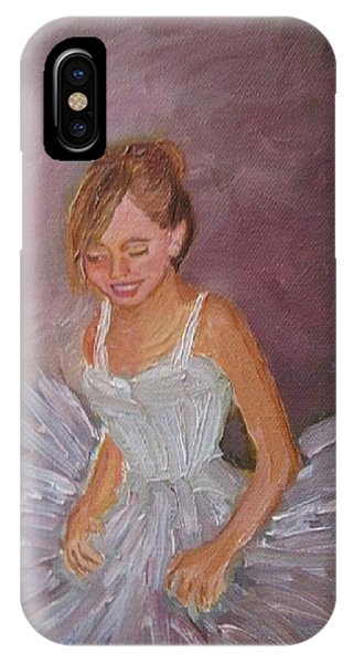 Ballerina 2 IPhone Case