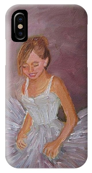 Ballerina 2 IPhone Case