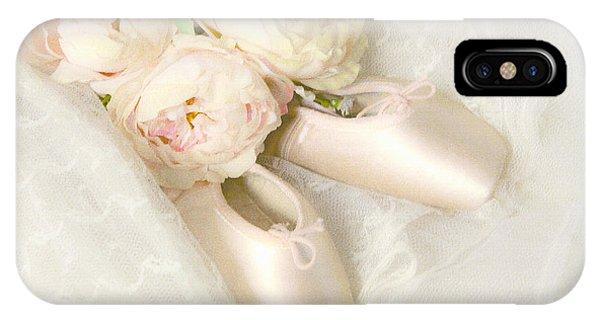 Ballet Shoes IPhone Case