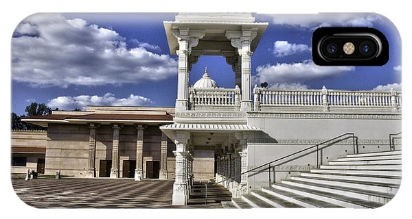 Baps Shri Swaminarayan Mandir IPhone Case