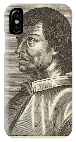 Bartolommeo De Sacchi Known Phone Case by Mary Evans Picture Library