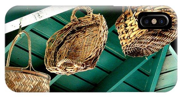 Baskets  IPhone Case