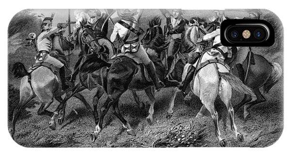 Battle Of Cowpens, 1781 IPhone Case