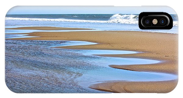 Beach Hand IPhone Case