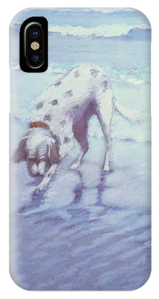 Beach Threesome IPhone Case