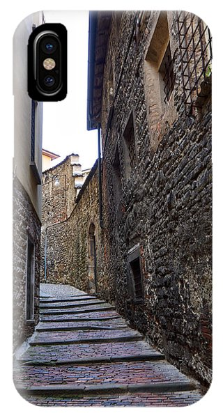 Bergamo Alta IPhone Case