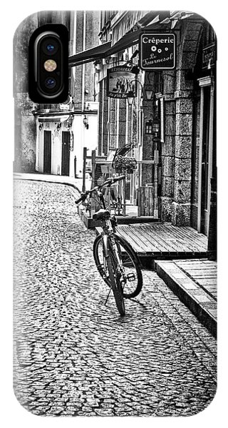 Bicycle And Sparrow 2  IPhone Case