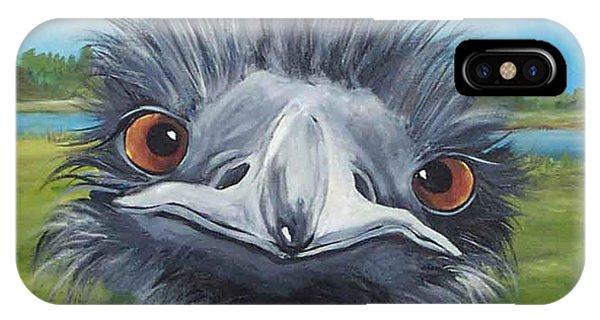 iPhone Case - Big Bird - 2007 by Torrie Smiley