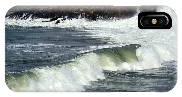 Big Swell IPhone Case