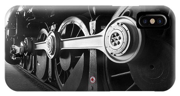 Big Wheels IPhone Case