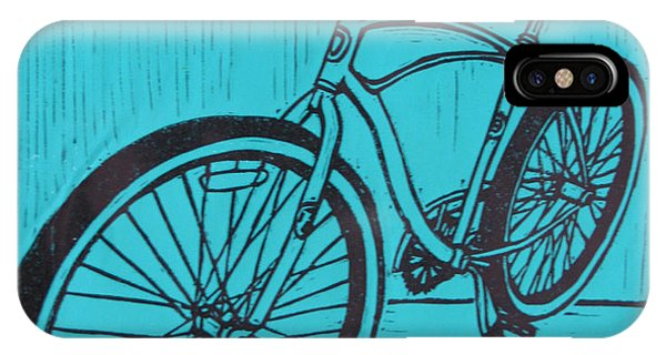 Bike 6 IPhone Case