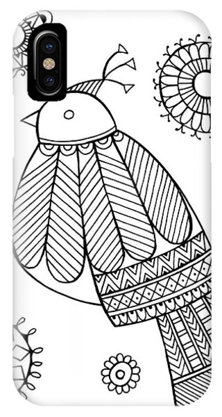 Dove iPhone Case - Bird Dove by Neeti Goswami