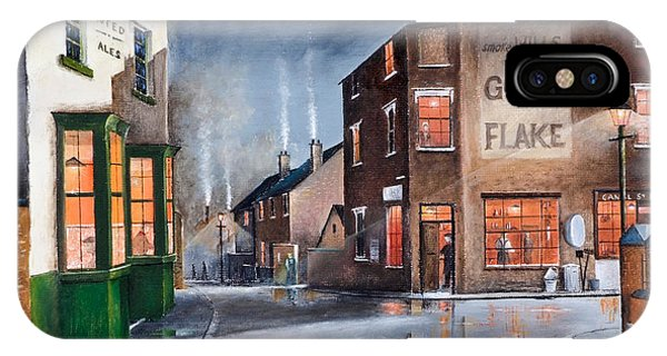 Black Country Village Centre IPhone Case