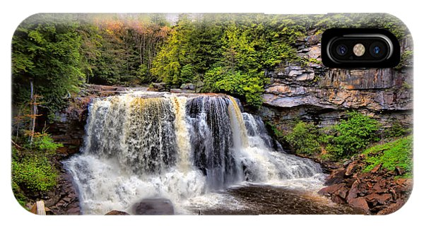 Blackwater Falls Sp IPhone Case