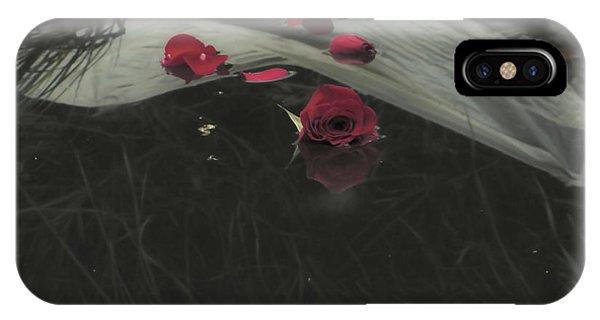 Blossom Rain 29 Phone Case by Georg Kickinger