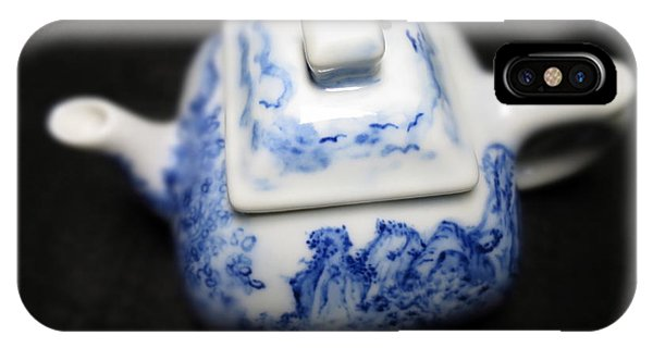 Blue And White Porcelain IPhone Case